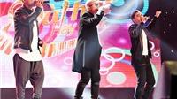 Những chàng trai 'Sóng tình' gây náo loạn sân khấu Sing My Song