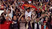 Việt Nam dừng chân ở Bán kết AFF Cup: Đừng gục ngã các chàng trai áo đỏ!