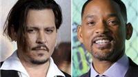 Johnny Depp lần thứ 2 dẫn đầu danh sách diễn viên 'ăn hại' nhất Hollywood