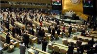 Đại hội đồng LHQ họp phiên toàn thể về Đại dương và Luật Biển