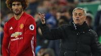 CẬP NHẬT sáng 9/12: Man United quyết không bán Fellaini. Arsenal không sợ gặp Real tại Champions League