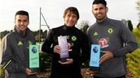 CẬP NHẬT sáng 10/12: Chelsea càn quét các giải thưởng của Premier League. Mourinho mất 2 hậu vệ quan trọng