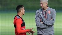 Arsene Wenger thừa nhận sai lầm với Alexis Sanchez