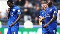 5 lý do tại sao Leicester City sa sút kinh khủng