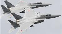 Trung Quốc tố 2 chiến đấu cơ F-15 Nhật Bản 'gây ra mối đe doạ' với 6 máy bay chiến đấu, ném bom