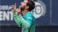 Messi khiến cộng đồng mạng phát CUỒNG sau bàn thắng ma thuật vào lưới Osasuna