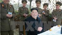 Triều Tiên tập trận tấn công phá hủy Dinh Tổng thống Hàn Quốc