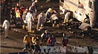 Bắt hơn 100 người sau vụ đánh bom kép ở Thổ Nhĩ Kỳ