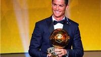 Lộ tấm hình xác nhận Ronaldo giành Quả bóng vàng 2016
