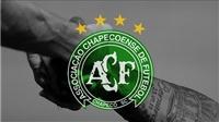 SỐC: Chapecoense vẫn bị xử thua 0-3 và phạt tiền vì không đá trận đấu với Atletico Mineiro
