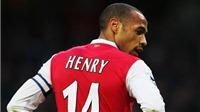 Thierry Henry chỉ ra cách để Arsenal đánh bại Bayern Munich