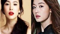 Song Hye Kyo - Jun Ji Huyn: Ai là Nữ hoàng showbiz Hàn?