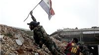 NÓNG! Hơn 350 phiến quân ở Aleppo vừa hạ vũ khí đầu hàng