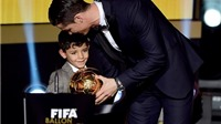 CẬP NHẬT tối 13/12: 'Chính Bayern mới phải e ngại Arsenal'. Cha con Ronaldo ăn mừng độc đáo