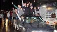 Thổ Nhĩ Kỳ xác nhận về thỏa thuận ngừng giao tranh ở Aleppo