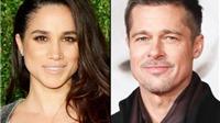 'Kẻ bị vợ bỏ' Brad Pitt, 'mỹ nhân đỏ tình' Meghan Markle được 'google' nhiều nhất năm