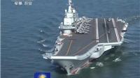 Trung Quốc huy động tàu sân bay Liêu Ninh, tiêm kích J-15 diễn tập bắn đạn thật