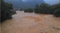 Thừa Thiên-Huế đến Phú Yên ngập lụt nặng