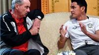 Zico Thái mất ngủ trước cuộc tái đấu Indonesia