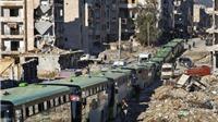 Phiến quân Aleppo bị 'tố' đã nổ súng và cố gắng bắt con tin