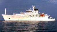 Giới chức Mỹ lên tiếng việc hải quân Trung Quốc thu giữ thiết bị ngầm sau tuyên bố cứng rắn của Donald Trump