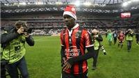 Balotelli lại RỰC SÁNG, giúp Nice bỏ xa PSG