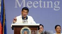 Mỹ sẽ 'hợp tác chặt chẽ' dù bị ông Duterte yêu cầu rút quân khỏi Philippines