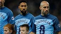 Guendogan khẳng định 'vẫn sống' sau khi CĐV nói Man City tri ân anh như một kẻ 'đã chết'
