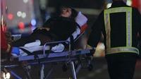 Khủng bố bằng xe tải ở Berlin: 9 người chết, 50 người bị thương