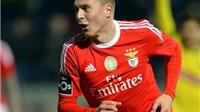NÓNG: Man United sắp có trung vệ của Benfica với giá khủng