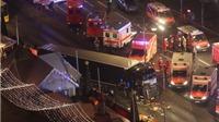 Châu Âu liên tục đổ máu trong những cuộc tấn công rung chuyển