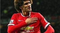 CẬP NHẬT tối 20/12: Fellaini tính 'bài chuồn' khỏi M.U. Arsenal đã xác định được mục tiêu thay Sanchez, Oezil