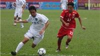 U21 Yokohama gây 'sốc' tại giải U21 Quốc tế