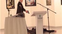 Xuất hiện VIDEO mới: Tường tận cảnh hung thủ bắn Đại sứ Nga