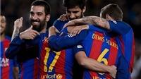 CẬP NHẬT sáng 22/12: Barca tạo mưa bàn thắng. Balotelli nhận thẻ đỏ. M.U trả lương 'khủng' cho Payet