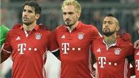 Mats Hummels bị 'ném đá' vì nhuộm tóc như Messi