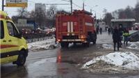 Một vụ nổ xảy ra trong ga tầu điện ngầm Kolomenskaya ở Moskva