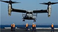 Các lực lượng Phòng vệ Nhật Bản bảo vệ tàu chiến Mỹ