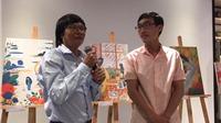 Nguyễn Du, Xuân Diệu, Hồ Dzếnh, Xuân Quỳnh… 'kiếm được' hơn 20 triệu đồng cho học trò nghèo
