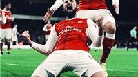 ĐIỂM NHẤN Arsenal 1-0 West Brom: Wenger cần Giroud. Arsenal mong Mustafi trở lại