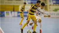 'Á hậu 2' giải futsal VĐQG bật bãi ngay vòng 1 Cúp QG 2016