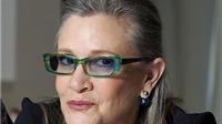 Công chúa Leia trong phim 'Star Wars' - Carrie Fisher - qua đời