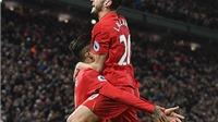 ĐIỂM NHẤN: Liverpool thắng toàn diện. Lallana giúp Klopp đỡ nhớ Coutinho