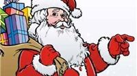 Khi ông già Noel cưỡi phi cơ ném bom