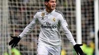 James Rodriguez không cần phải làm gì để chứng tỏ với Zidane