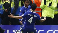 Kiến tạo giúp Chelsea hạ Stoke City, Cesc Fabregas lập kỷ lục LỊCH SỬ ở Premier League
