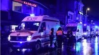 Cộng đồng quốc tế lên án vụ tấn công 'man rợ' vào hộp đêm ở Istanbul