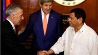 Mỹ phủ nhận tin đồn âm mưu lật đổ Tổng thống Philippines