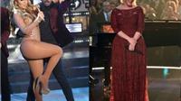 Những ngôi sao từng gây... thảm họa như Mariah Carey