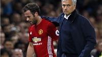 CẬP NHẬT tối 3/1: Lộ chỉ thị của Mourinho cho các 'siêu dự bị'. Barca đã xác định người thay Enrique